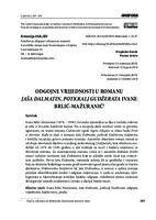 prikaz prve stranice dokumenta Odgojne vrijednosti u romanu Jaša Dalmatin, potkralj Gudžerata Ivane Brlić-Mažuranić